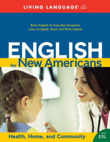 9781400022403: English for New Americans: Health, Home, and Community
