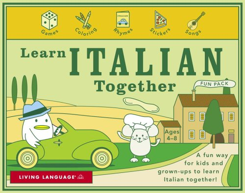 9781400023011: Learn Italian Together (Learn Together)