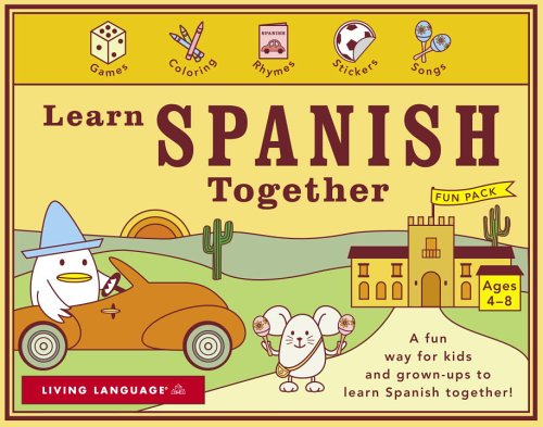 Learn Spanish Together (Learn Together): Living Language