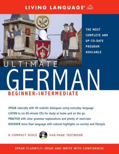 9781400023059: Ultimate German Beginner-Intermediate