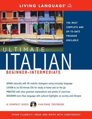 9781400023073: Ultimate Italian Beginner-Intermediate