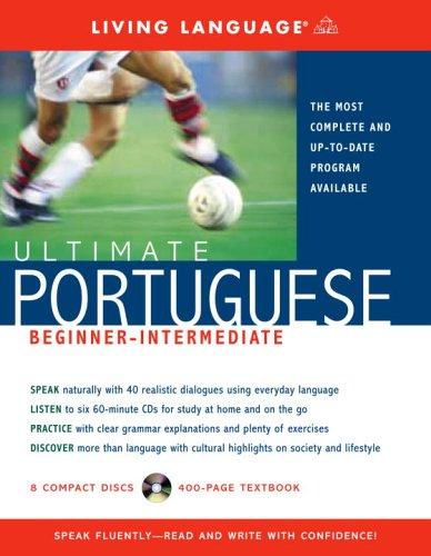 9781400023097: Ultimate Portuguese Beginner-Intermediate