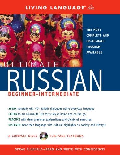 9781400023103: Ultimate Russian Beginner-Intermediate