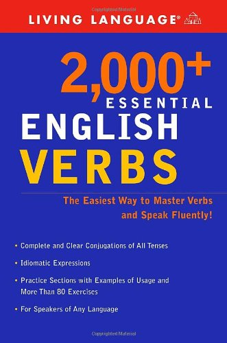 9781400023127: 2000+ Essential English Verbs (ESL)