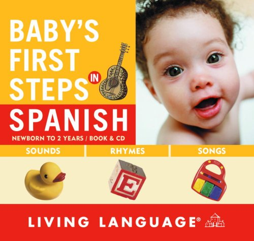 9781400023189: Baby's First Steps Spanish