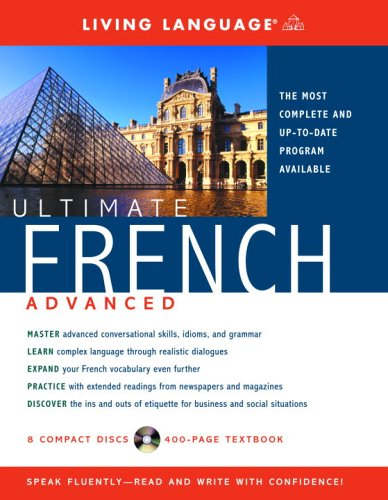 9781400023196: Ultimate French Advanced