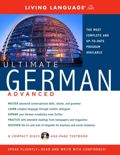 9781400023202: Ultimate German Advanced