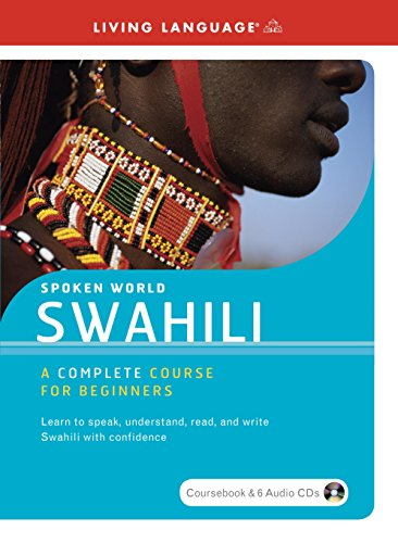 9781400023462: Swahili: A Complete Course for Beginners (Spoken World) (Book & CD)