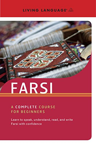 Spoken Word Farsi A Complete Course For Beginners Living Language