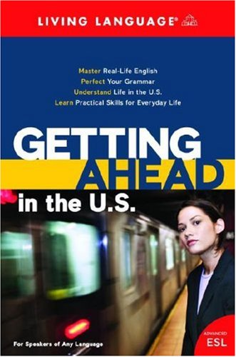 9781400023691: Getting Ahead in the U.S. (Book) (ESL)