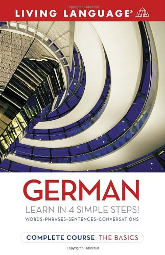 9781400024117: Complete German: The Basics (Coursebook) (Complete Basic Courses)