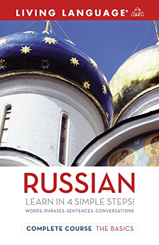 9781400024216: Complete Russian: The Basics (Coursebook) (Complete Basic Courses)