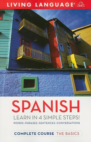 9781400024230: Complete Spanish: The Basics (Coursebook) (Complete Basic Courses)