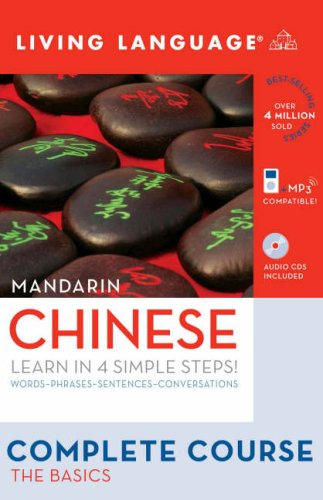 Complete Chinese (Mandarin): The Basics (Book and: Living Language