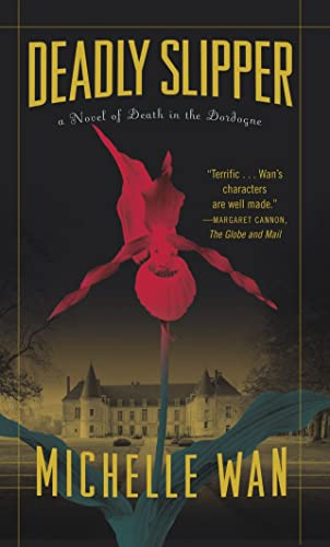 9781400025589: Deadly Slipper: A Novel of Death in the Dordogne