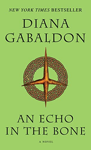 9781400025671: An Echo in the Bone (Outlander)
