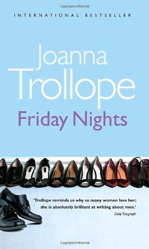 Friday Nights: Joanna Trollope