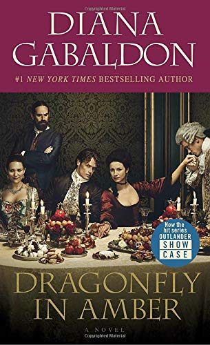 9781400026722: Dragonfly in Amber, TV tie-in (Outlander)