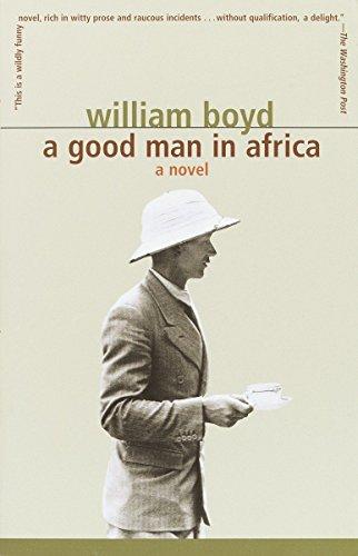 9781400030026: A Good Man in Africa: A Novel