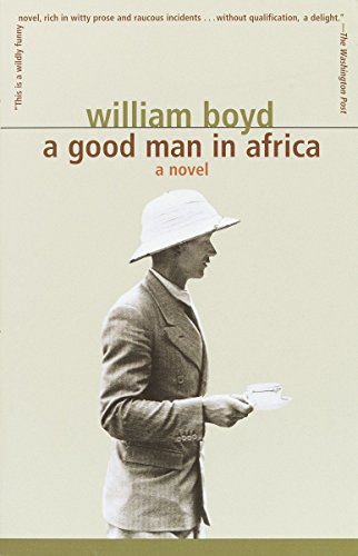 9781400030026: A Good Man in Africa: A Novel