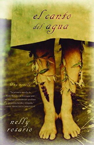 9781400030040: El canto del agua: Una novela (Spanish Edition)