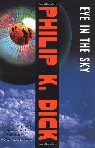9781400030101: Eye in the Sky: A Novel
