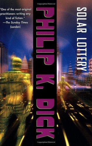9781400030132: Solar Lottery: A Novel