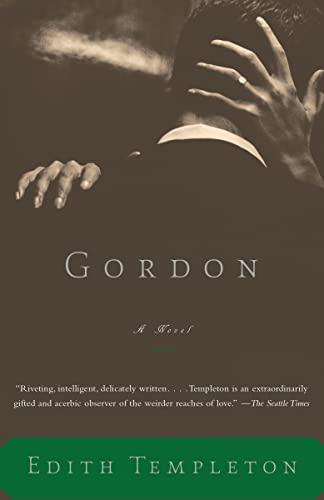 9781400030293: Gordon: A Novel