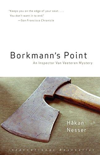 9781400030323: Borkmann's Point: An Inspector Van Veeteren Mystery [2]