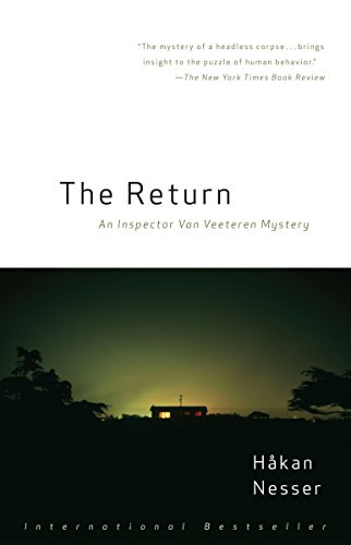 9781400030330: The Return: An Inspector Van Veeteren Mystery (3) (Vintage Crime/Black Lizard)