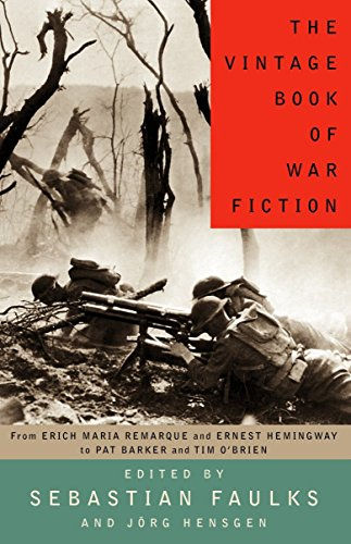9781400030408: The Vintage Book of War Fiction (Vintage Originals)
