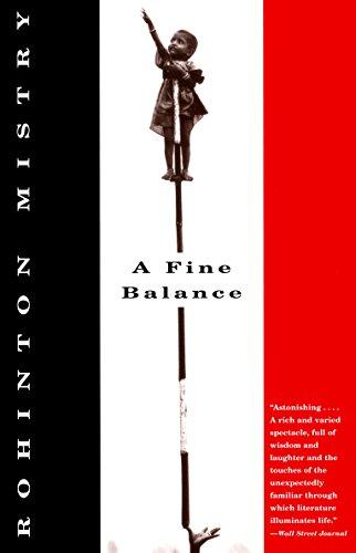 9781400030651: A Fine Balance (Oprah's Book Club)