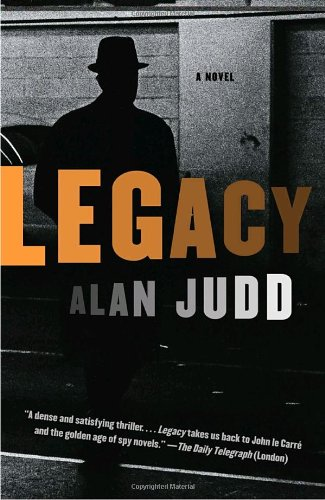 9781400030811: Legacy (Vintage Crime/Black Lizard)