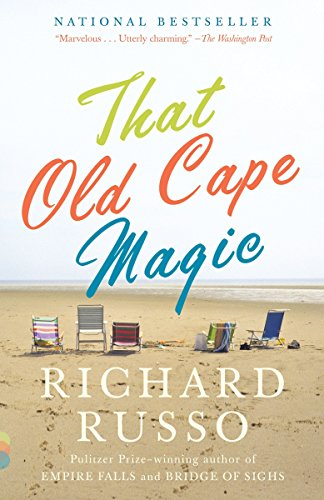 9781400030910: That Old Cape Magic: A Novel (Vintage Contemporaries)