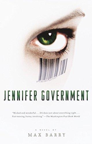 9781400030927: Jennifer Government (Vintage Contemporaries)