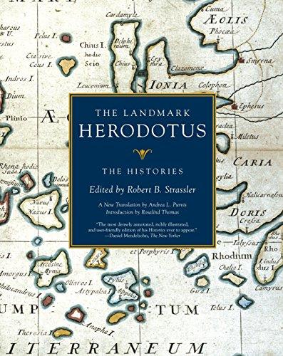 9781400031146: The Landmark Herodotus: The Histories