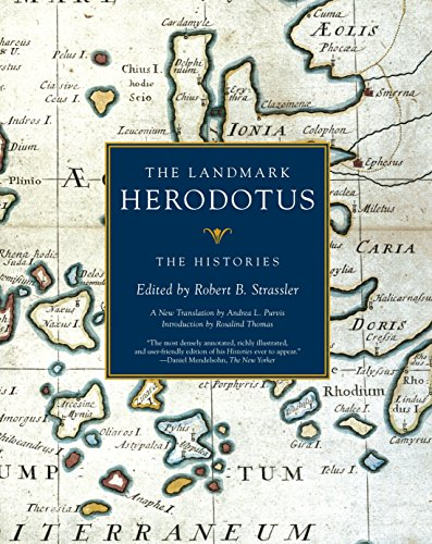 9781400031146: The Landmark Herodotus: The Histories (Landmark Books)