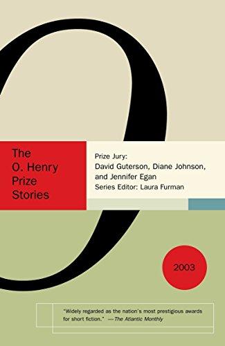 The O. Henry Prize Stories 2003 (Pen / O. Henry Prize Stories) [S.