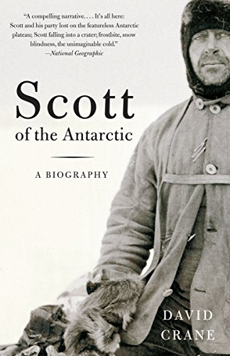 9781400031412: Scott of the  Antarctic: A Biography