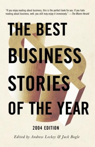 9781400031467: The Best Business Stories of the Year: 2004 Edition