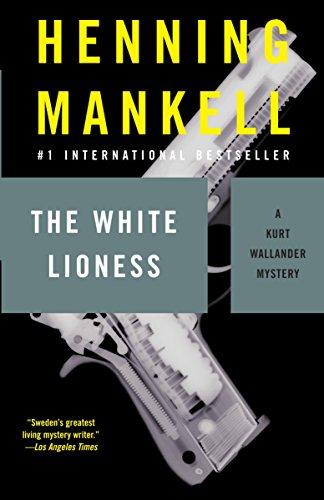 9781400031559: The White Lioness (Vintage Crime/Black Lizard)