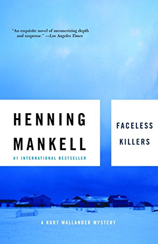 9781400031573: Faceless Killers: The First Kurt Wallander Mystery