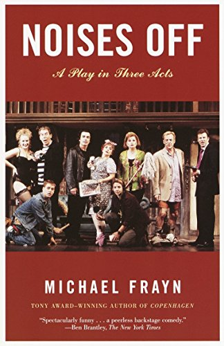 9781400031603: Noises Off: A Play in Three Acts