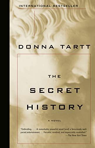 9781400031702: Secret History (Vintage Contemporaries)