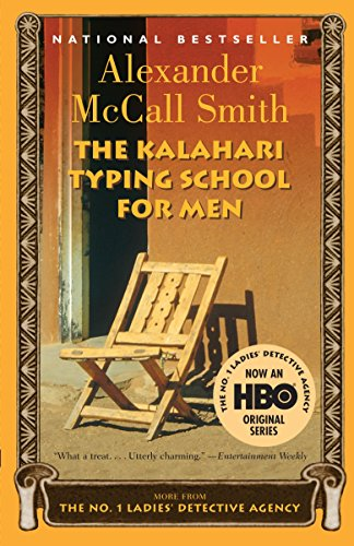 9781400031801: The Kalahari Typing School for Men (No. 1 Ladies' Detective Agency, Book 4)
