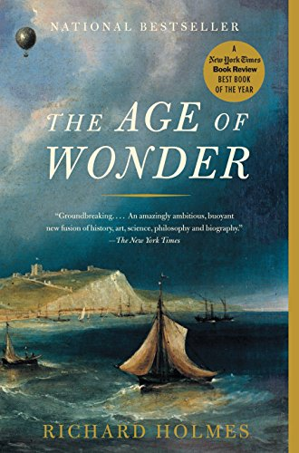 9781400031870: The Age of Wonder: The Romantic Generation and the Discovery of the Beauty and Terror of Science