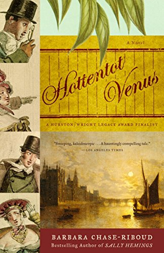 9781400032082: Hottentot Venus: A Novel