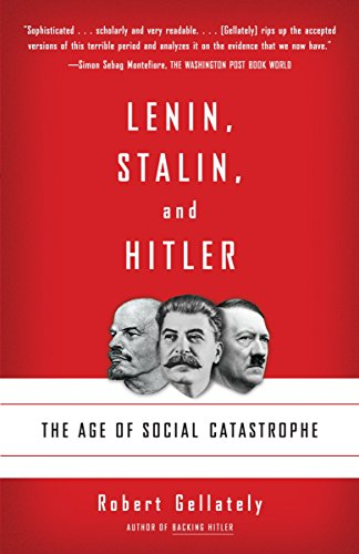 9781400032136: Lenin, Stalin, and Hitler: The Age of Social Catastrophe