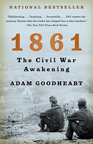 9781400032198: 1861: The Civil War Awakening (Vintage Civil War Library)