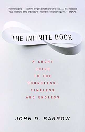 9781400032242: The Infinite Book: A Short Guide to the Boundless, Timeless and Endless